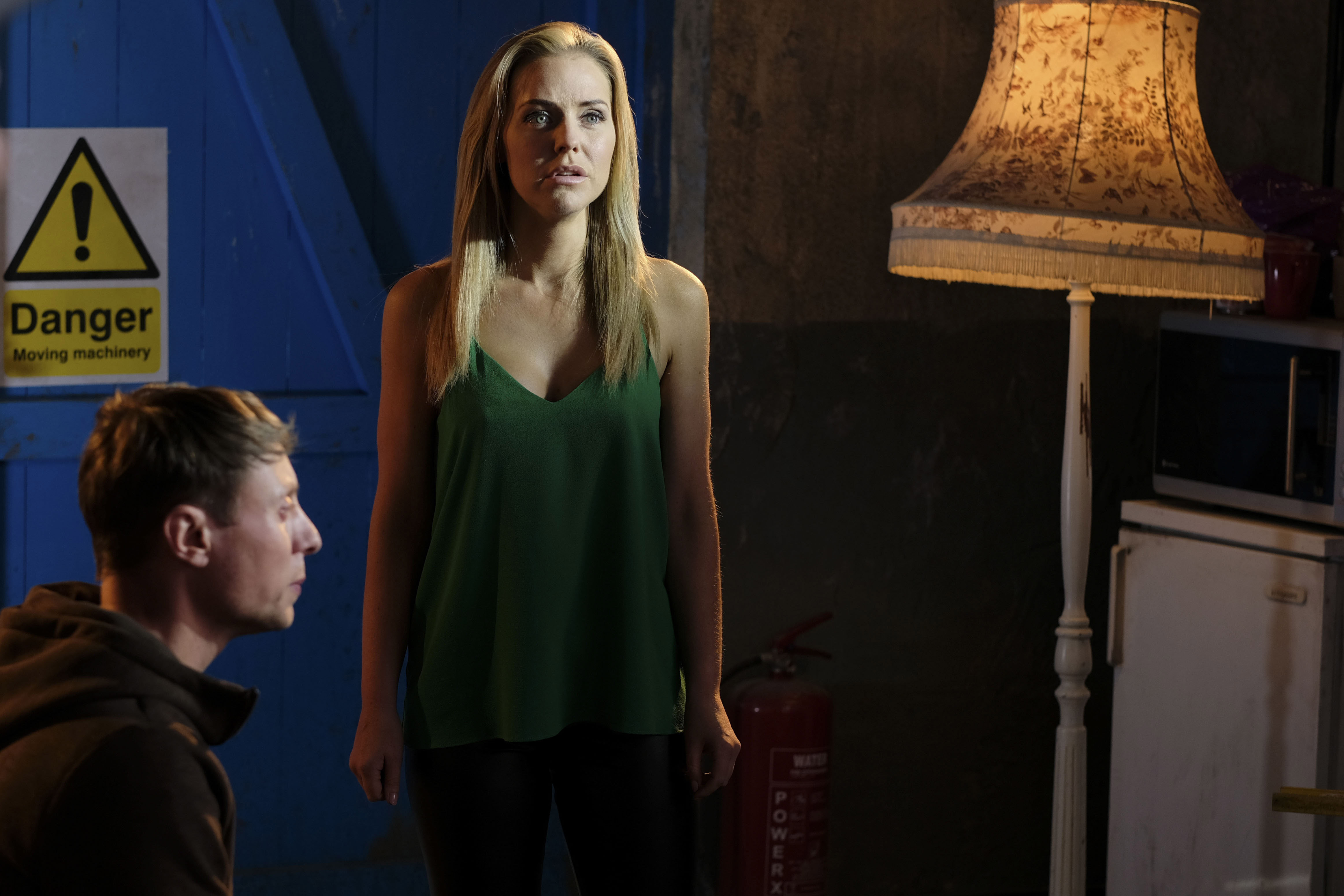 Hollyoaks spoilers: Cindy Cunningham realises that Milo killed her parents