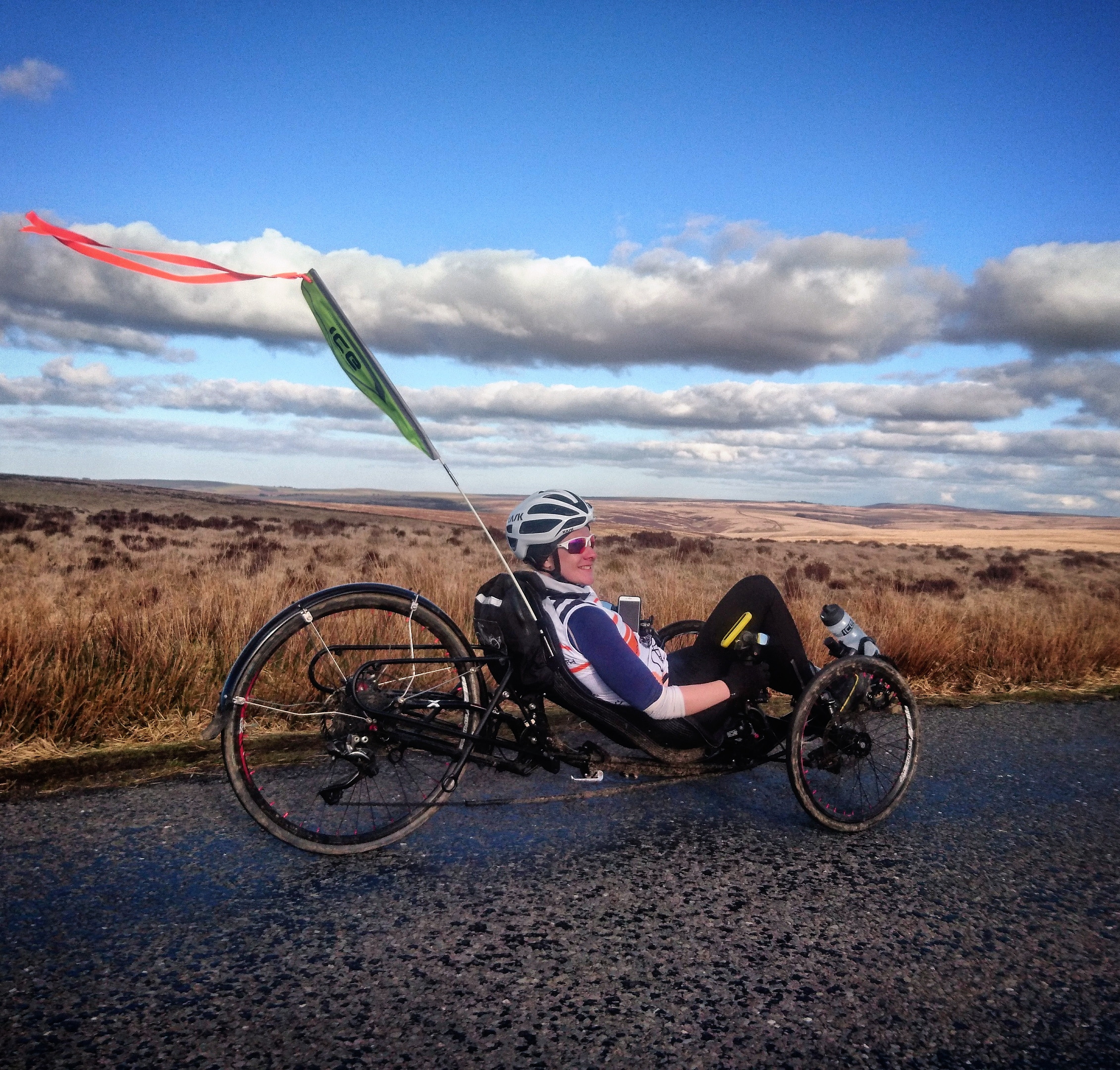 I cycled 5,000 miles round Britain to beat my illness and found kindness I never knew existed