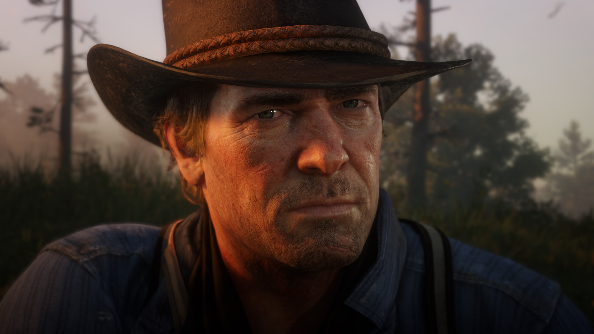 Red Dead Redemption II - what kind of man will you make Arthur?
