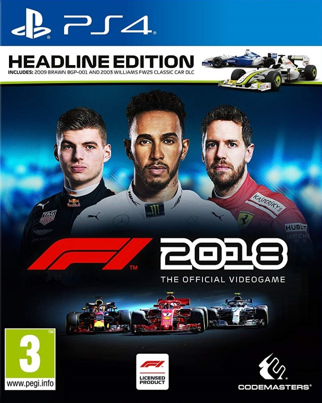 F1 2008 takes poll position in UK top 10 – Games charts 25 August