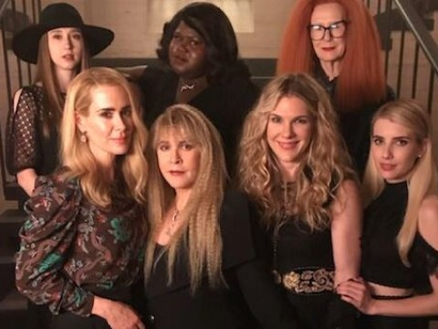 American Horror Story is bringing back Stevie Nicks as Ryan Murphy shares photo of the Coven reunited