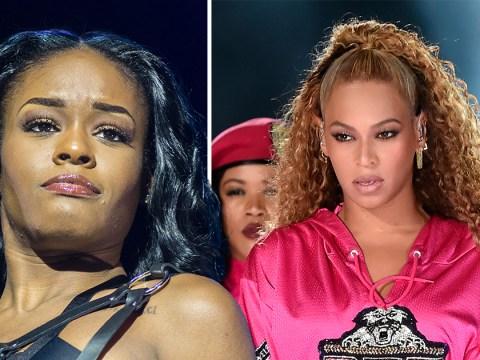 Azealia Banks accuses 'regular b***h' Beyonce of stealing dance choreography