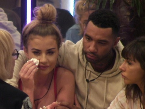 CBB's Chloe Ayling breaks down as Sally Morgan forces her to confront kidnapping during intense reading
