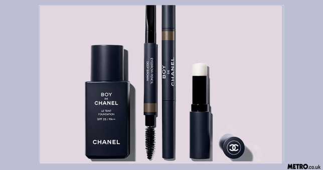 811d8da7fe Chanel is launching makeup for men because even makeup has to be ...