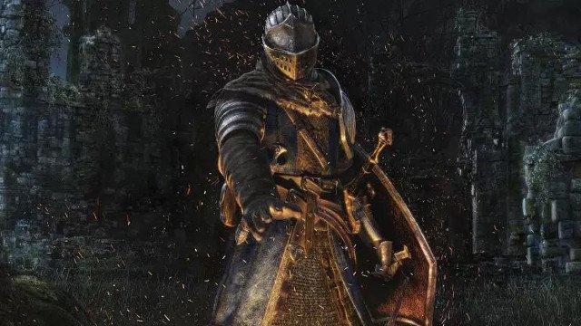 Dark Souls artwork