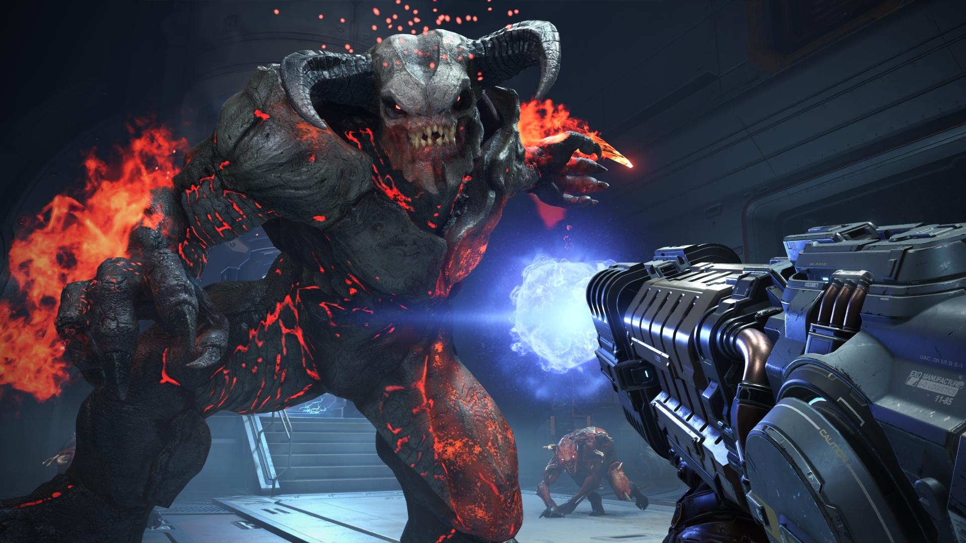 Doom Eternal - rip and tear!