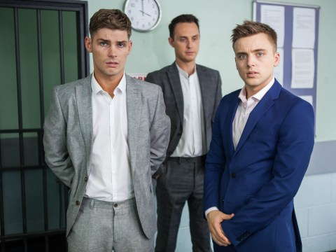 Hollyoaks spoilers: Ste Hay uncovers Harry Thompson's prostitution lie