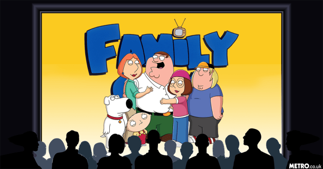 Family Guy is reportedly being lined-up for a movie outing (Picture: Metro/FOX)