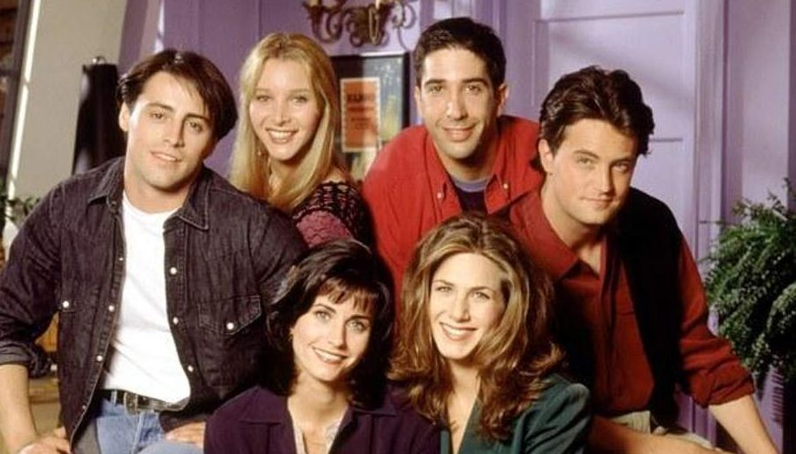 Friends is back on terrestrial TV for the first time in years because we still can't get enough of it