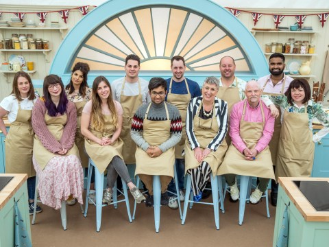 What is the theme of The Great British Bake Off week seven?