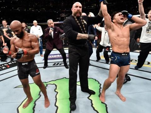 New UFC flyweight champion Henry Cejudo reveals how he beat Demetrious Johnson