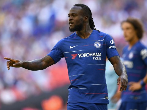 Victor Moses to play as winger this season, confirms Chelsea boss Maurizio Sarri