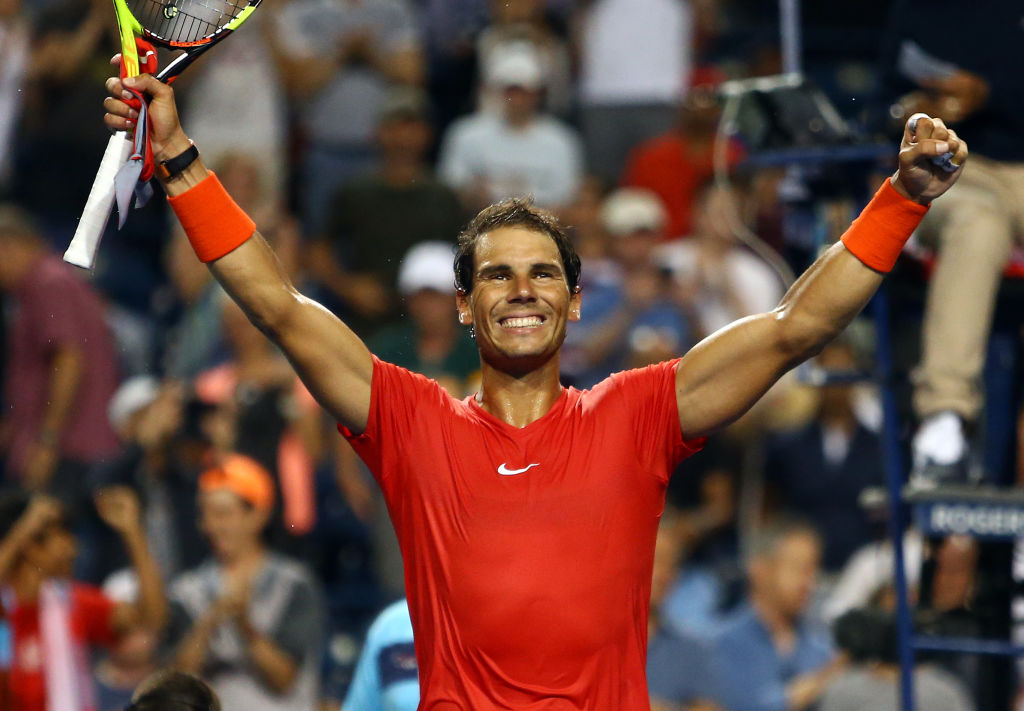 Rafael Nadal speaks out after beating Stan Wawrinka to reach Rogers Cup quarter-final