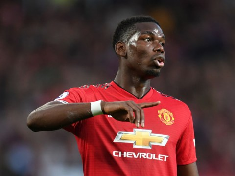 Paul Pogba explains penalty discussion with Alexis Sanchez during Manchester United win
