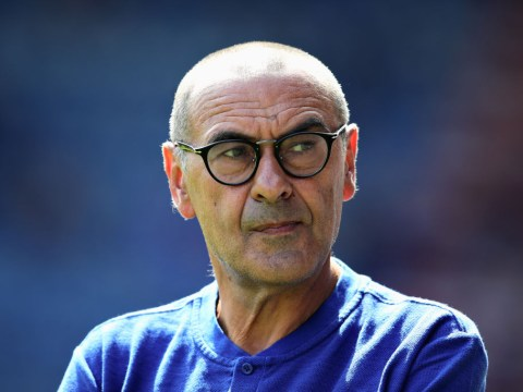 Maurizio Sarri drops Danny Drinkwater from Chelsea's Europa League squad