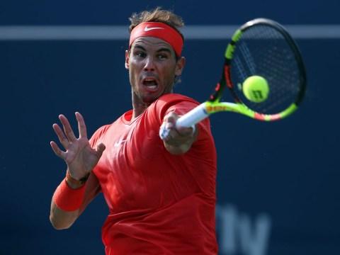 Rafael Nadal withdraws from Cincinnati after Rogers Cup success