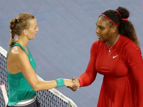 Serena Williams speaks out after Cincinnati defeat to Petra Kvitova