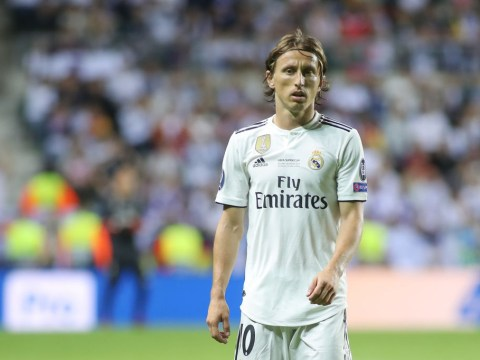 Real Madrid president launches stinging attack on Inter Milan over Luka Modric pursuit