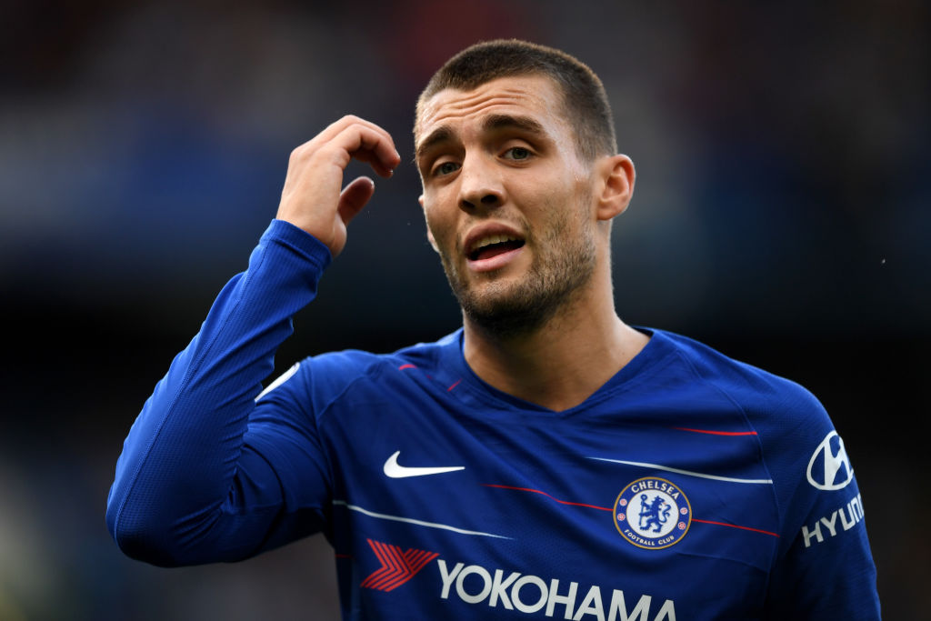 Maurizio Sarri 'very happy' with Mateo Kovacic after promising Chelsea debut