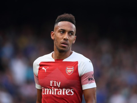 Arsenal boss Unai Emery backs Pierre-Emerick Aubameyang to rediscover his scoring touch against West Ham