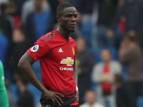 Eric Bailly slams Gary Neville and Graeme Souness for criticism after Manchester United defeat