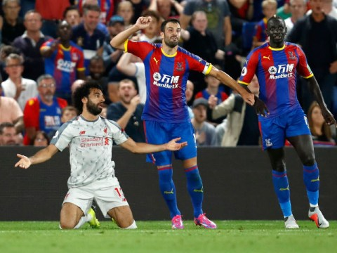 Luka Milivojevic reveals what Mohamed Salah said after winning penalty against Crystal Palace