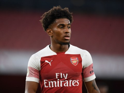 Arsenal starlet Reiss Nelson to complete Hoffenheim transfer this week