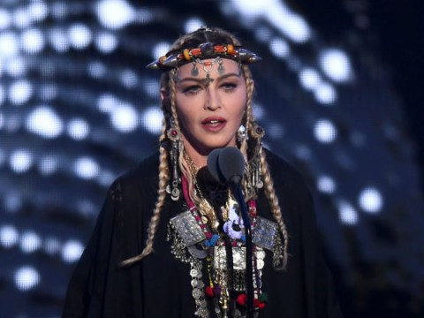Madonna hits back at Aretha Franklin criticism: 'It wasn't meant to be a tribute'