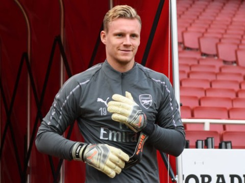 Arsenal signing Bernd Leno speaks out on Unai Emery's decision to start Petr Cech