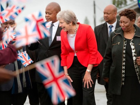 By using foreign aid to 'unashamedly' benefit Britain, May is missing the chance to truly help Africans
