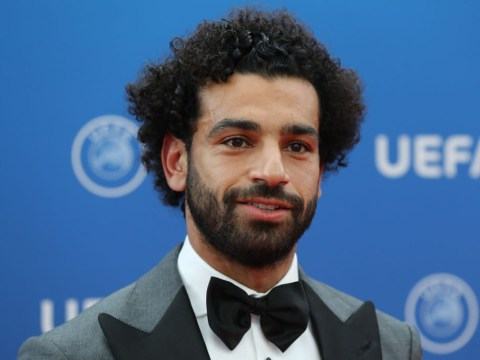 Mohamed Salah 'proud' despite missing out on UEFA Player of the Year to Luka Modric