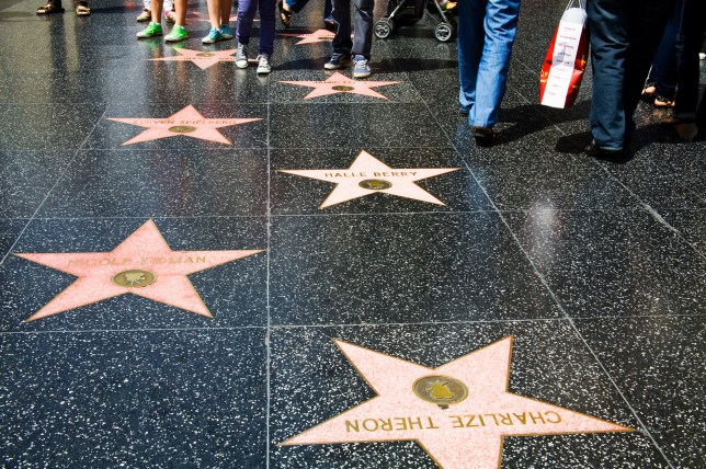 Hollywood Walk of Fame map – a list of the stars lining Hollywood Boulevard  | Metro News