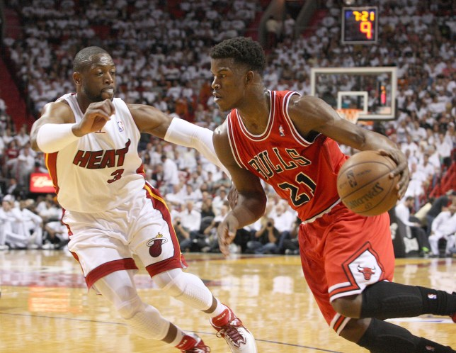 Dwayne Wade savages Jimmy Butler for comment on Gabrielle Union pic