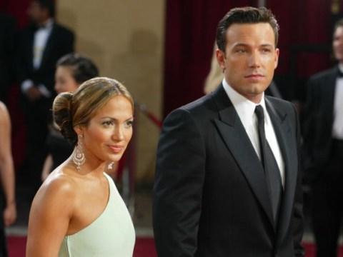 Jennifer Lopez posts Ben Affleck throwback and fans have all the feels over Bennifer