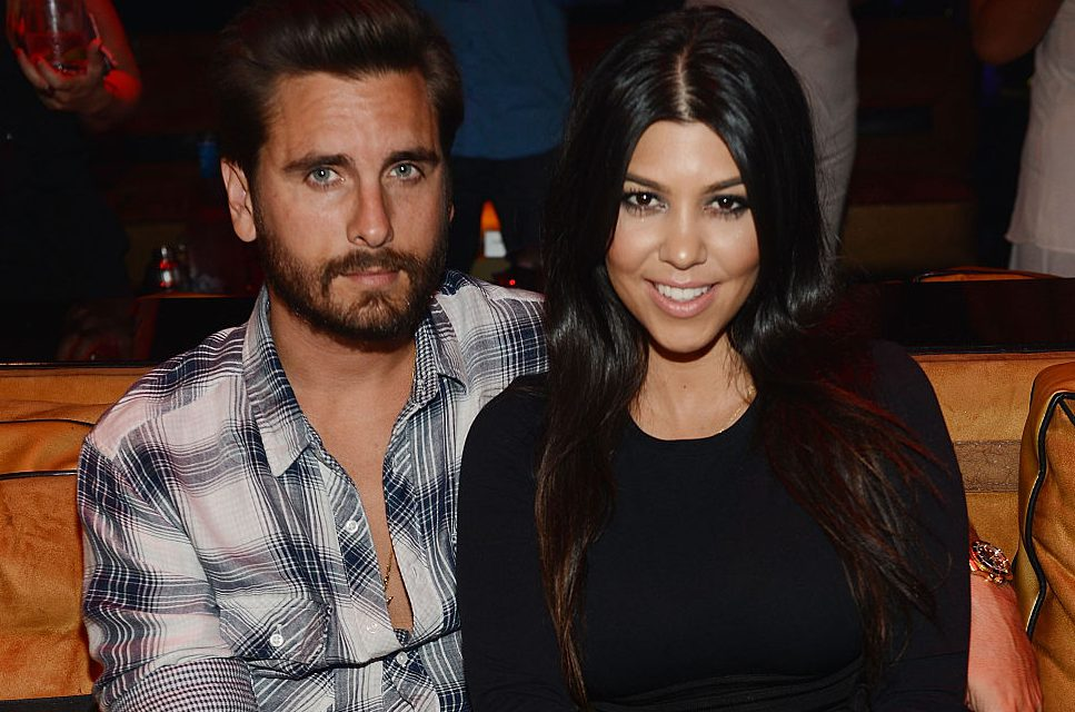 Kourtney Kardashian spills tea as she bans ex Scott Disick from all family holidays