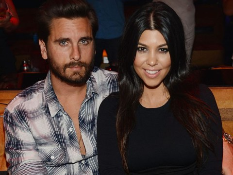 Kourtney Kardashian spills tea as she bans ex Scott Disick from all family holidays