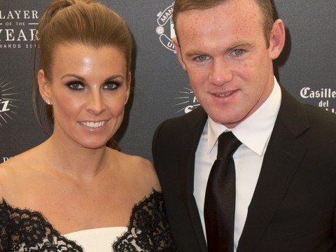 Coleen Rooney denies she's a diva after family claim they were moved on plane for her