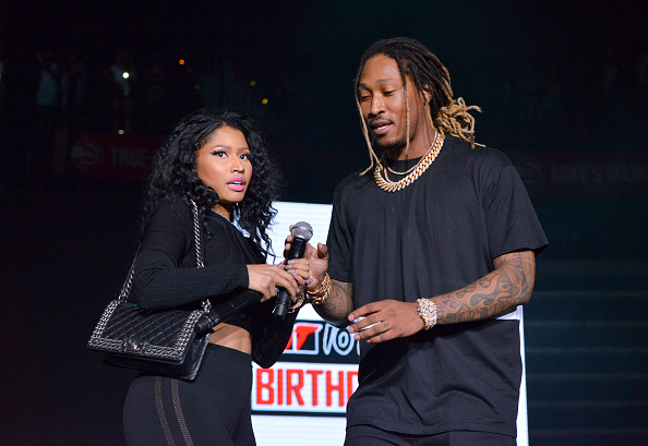 Nicki Minaj and Future postpone entire leg of joint tour amid claims of 'disappointing ticket sales'