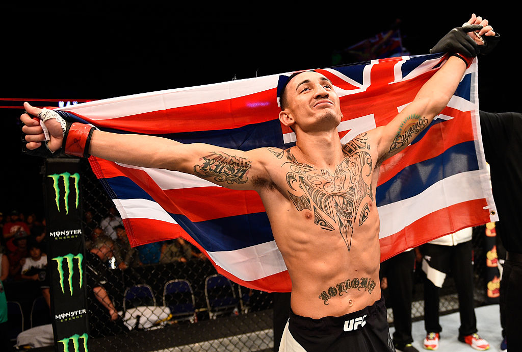 Max Holloway cleared to fight as UFC 231 targeted to re-book Brian Ortega clash
