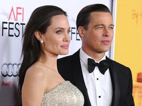 Angelina Jolie and Brad Pitt reach interim custody deal as hearing is called off and her 'anger dissolves'