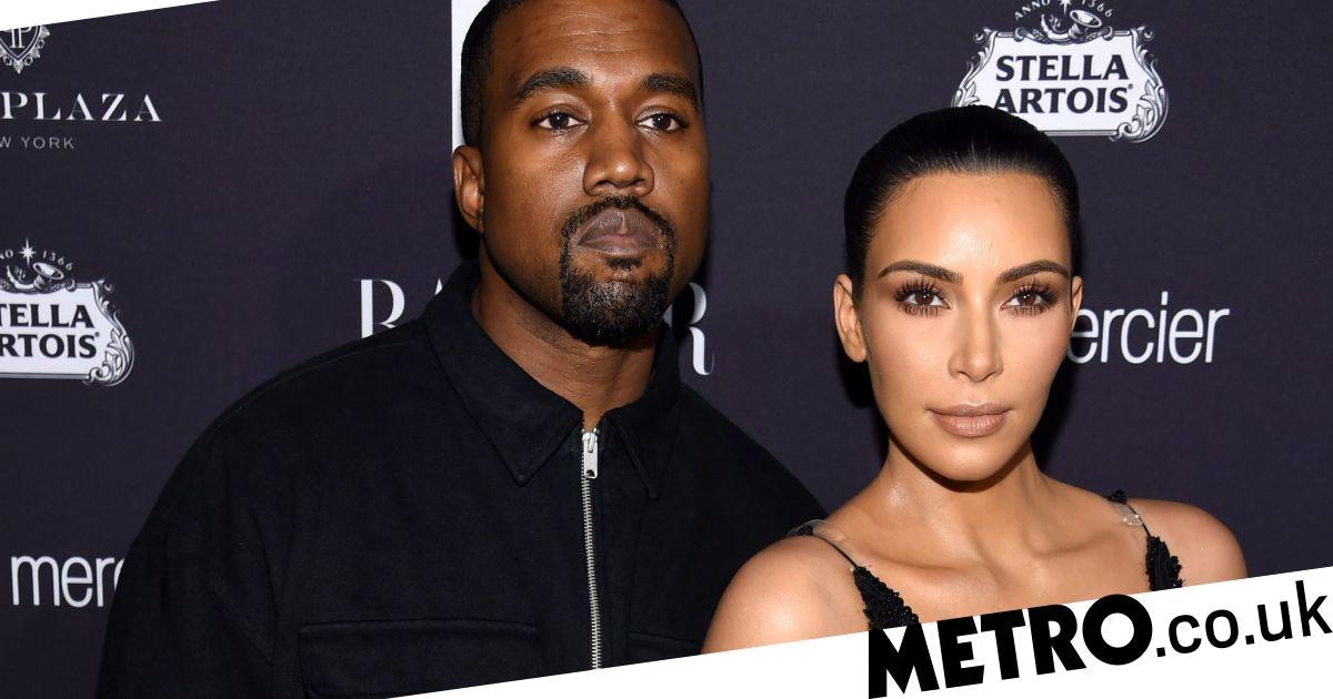 Kim e Kanye porno