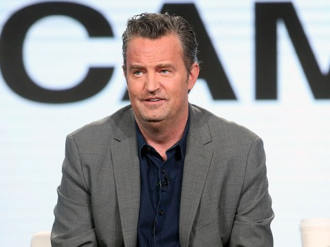 What is wrong with Matthew Perry as the Friends star has emergency surgery in hospital?