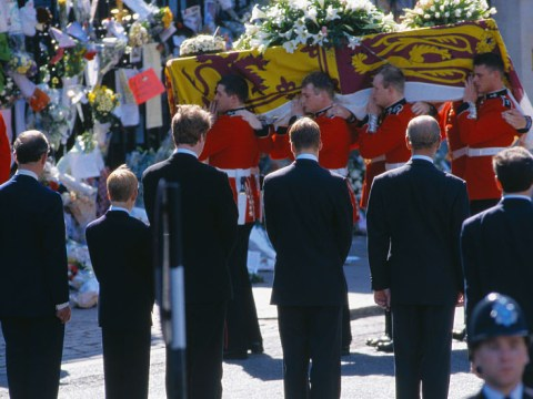 Why was Diana, Princess Of Wales' coffin lined with lead?