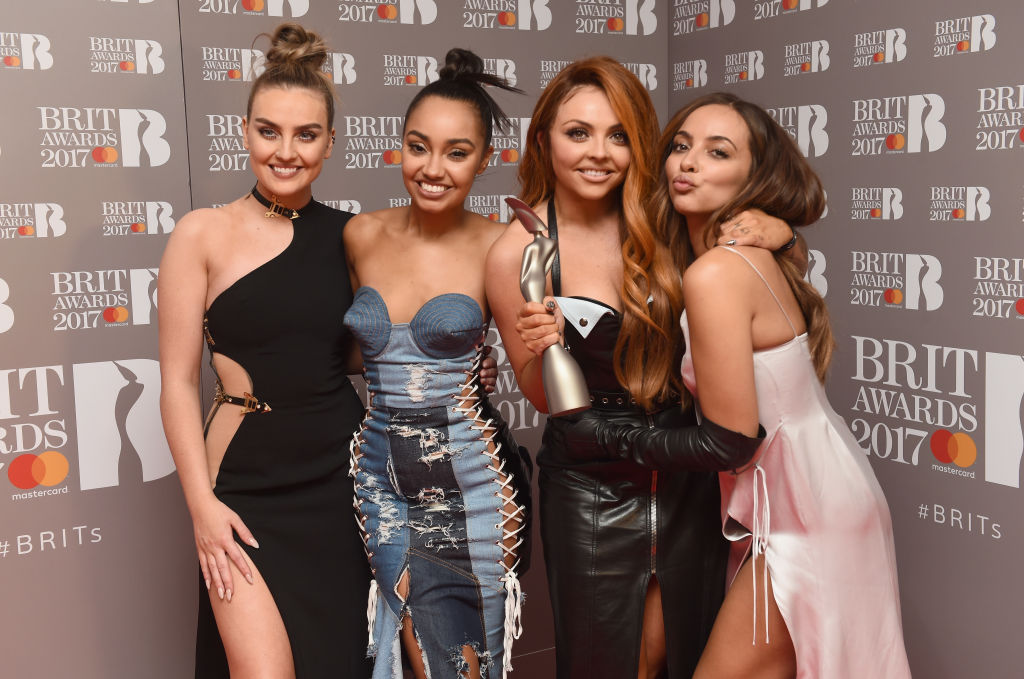 Little Mix at Brits