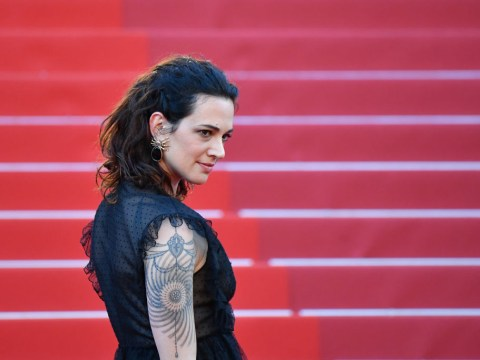 Asia Argento 'settled sexual assault complaint against her for £300,000' from actor who played her son