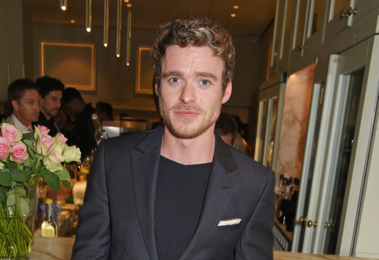 Bodyguard's Richard Madden 'taunted for acting lessons' as call-centre colleagues 'thought he was gay'