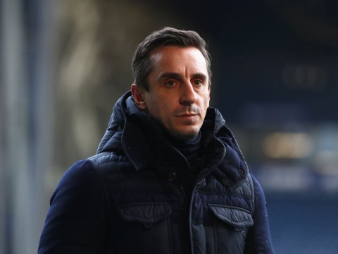 Gary Neville reveals which Premier League player has impressed him the most this season