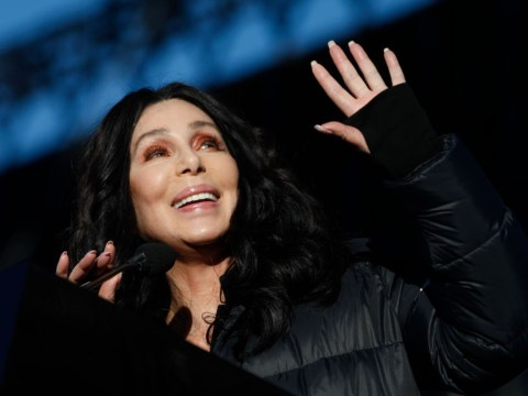 Cher's version of ABBA hit Gimme! Gimme! Gimme! A Man After Midnight is everything you hoped it would be