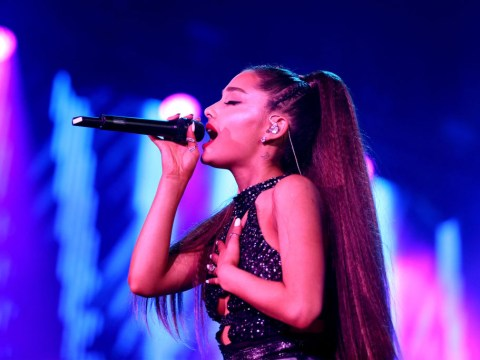 Ariana Grande accidentally swears in first Live Lounge performance – leaving fans in hysterics