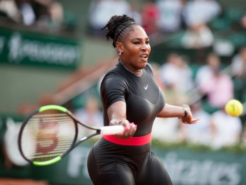 Serena Williams to be banned from wearing catsuit at French Open